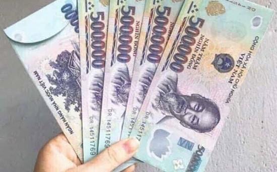 Sử dụng bao lì xì có hình tiền Việt Nam sẽ bị phạt đến 80 triệu đồng - Ảnh 1.