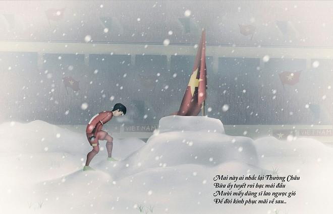 Ngày này 1 năm trước, U23 Việt Nam viết lên câu chuyện lịch sử tại Thường Châu tuyết trắng - Ảnh 3.