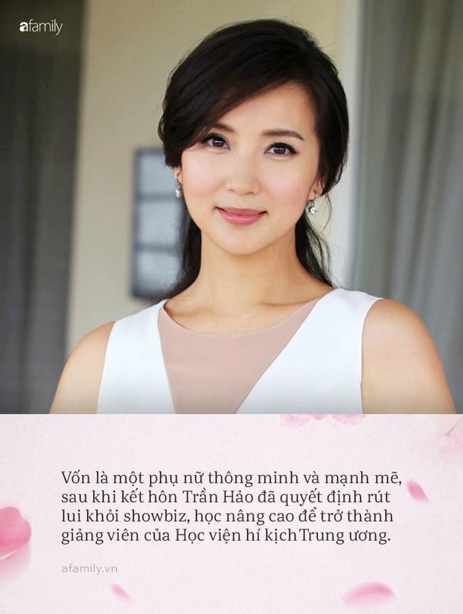 Trần Hảo: Nàng Điêu Thuyền đẹp nhất màn ảnh Hoa ngữ dù vạn người mê vẫn chỉ cần một người ở bên là đủ - Ảnh 5.