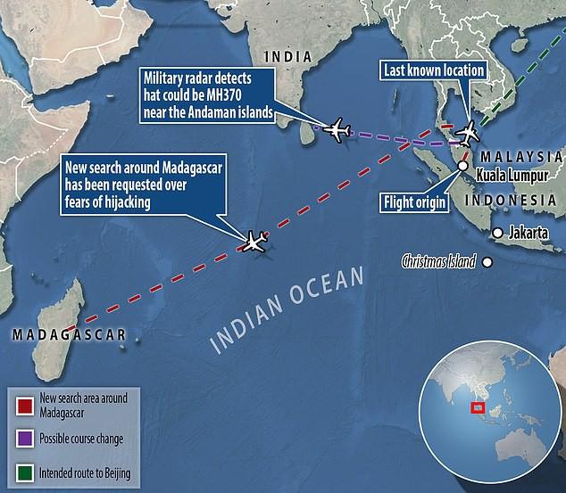 Xuất hiện manh mối mới nhất tìm kiếm MH370 - Ảnh 1.