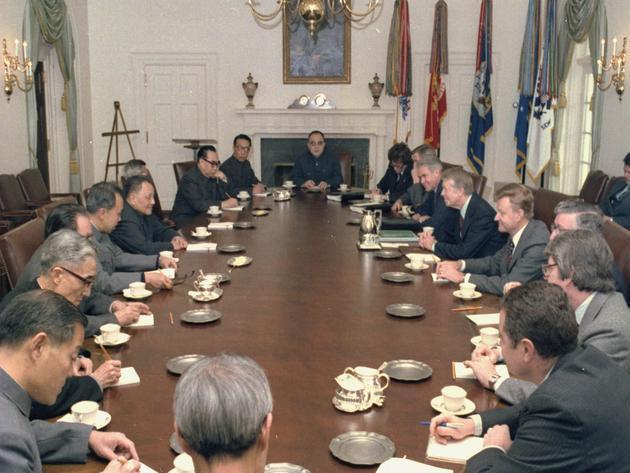 Chiến tranh biên giới 1979: Trung Quốc dâng căn cứ ở Biển Đông cho Mỹ để tìm kiếm sự ủng hộ - Ảnh 6.