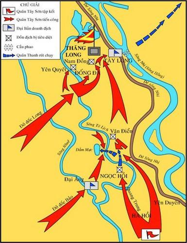Hành quân thần tốc, vua Quang Trung đại phá 30 vạn quân Thanh chỉ sau 5 ngày - Ảnh 2.