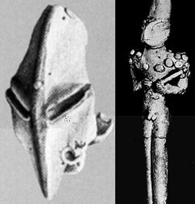 9 cổ vật kỳ lạ: Bằng chứng tố cáo người ngoài hành tinh đã đến Trái Đất? - Ảnh 6.