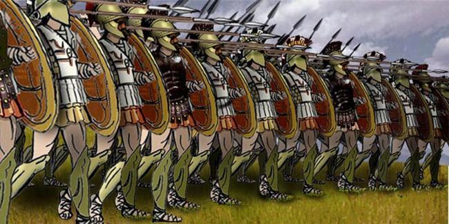 Nghệ thuật dụng binh bậc thầy của La Mã: Thiết lập đội quân thành công bậc nhất lịch sử - Ảnh 2.