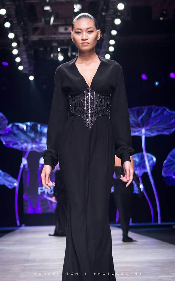 Người mẫu Kim Anh qua đời sau nhiều năm chống chọi với bệnh ung thư buồng trứng - Ảnh 2.