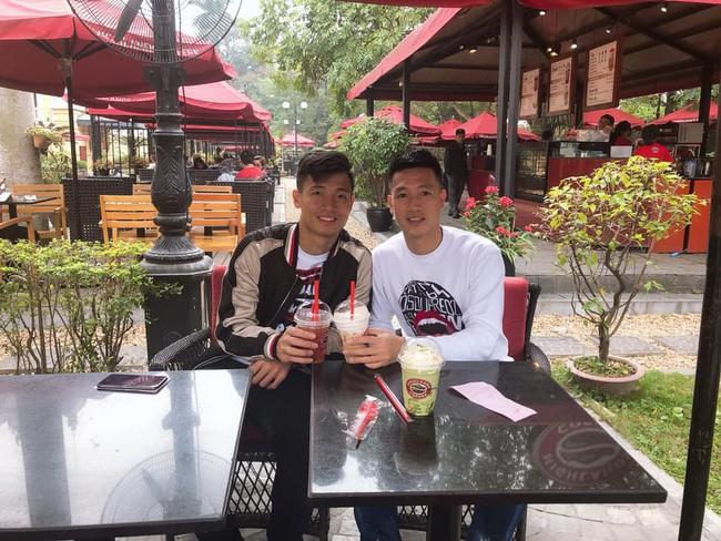 Nghỉ xả hơi ăn Tết, dàn hot boy đội tuyển Việt Nam thi nhau khoe nhà mới, đi chơi cùng bạn gái - Ảnh 9.