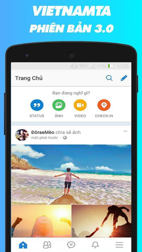 VietNamTa: Mạng xã hội thuần Việt - Ảnh 6.