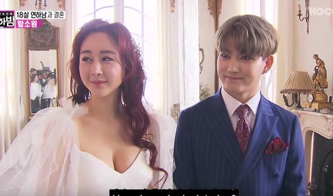 Hôn nhân viên mãn của Hoa hậu Hàn Quốc U50 và hot boy đáng tuổi con - Ảnh 2.