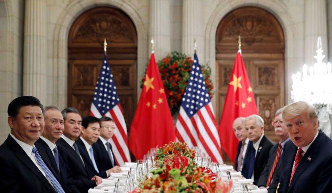 Mỹ-Trung có cuộc đối thoại tốt trong ngày làm việc đầu tiên - Ảnh 2.