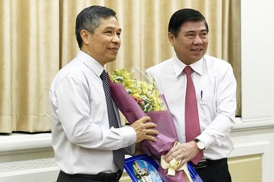 Ông Lê Nguyễn Minh Quang thôi chức Trưởng Ban Quản lý đường sắt đô thị TP HCM - Ảnh 1.