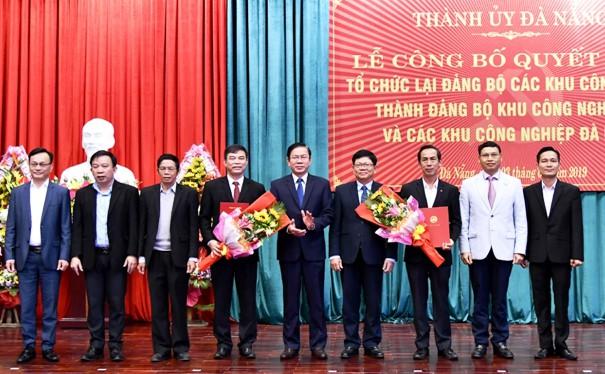 Nhân sự mới Đà Nẵng, An Giang, Thanh Hóa - Ảnh 2.