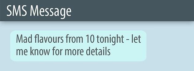 Từ tin nhắn chào bán cần sa quá chỉn chu và đúng chính tả, cảnh sát tóm gọi 2 cậu sinh viên đi làm thêm - Ảnh 3.