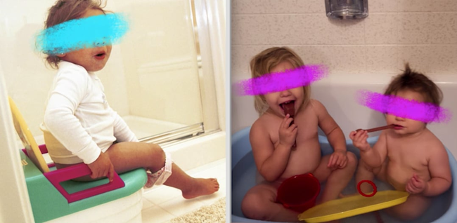 Mỗi cha mẹ hãy dành ra 60 giây xem video này trước khi định đăng ảnh con lên mạng xã hội - Ảnh 2.