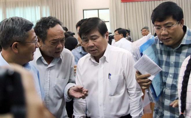 Bí thư Nguyễn Thiện Nhân: 85% dân Thủ Thiêm đồng tình với giải pháp của thành phố - Ảnh 1.