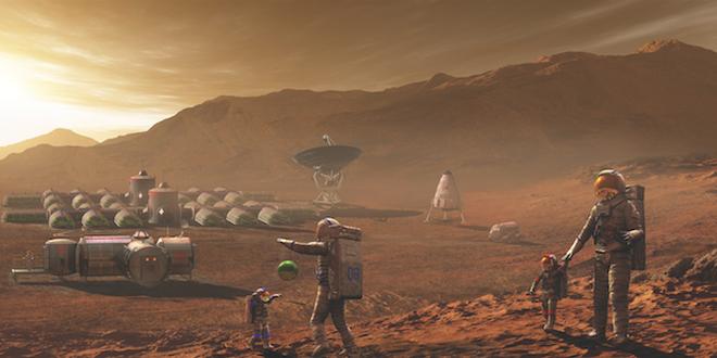 Sinh con ngoài vũ trụ: Khó nhưng cần có vì tương lai của nhân loại - Ảnh 4.
