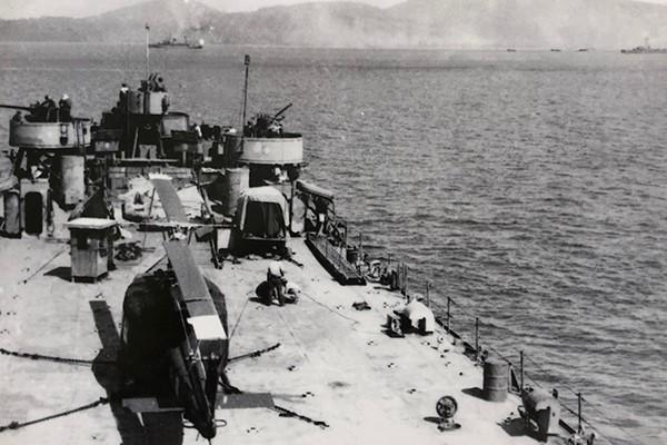 Hạm đội Hải quân Việt Nam đầu tiên trong lịch sử và những chiến công vang dội ở Campuchia - Ảnh 1.