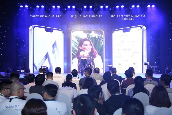 Nokia 8.1 ra mắt tại Việt Nam với chip Snapdragon 710 mạnh mẽ và camera trước 20 MP - Ảnh 3.