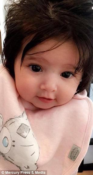 Mẹ lo sợ thấy dấu hiệu lạ trên đầu thai khi siêu âm, không ngờ con chào đời đã nổi tiếng, ngàn người hâm mộ - Ảnh 7.