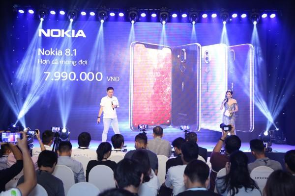 Nokia 8.1 ra mắt tại Việt Nam với chip Snapdragon 710 mạnh mẽ và camera trước 20 MP - Ảnh 4.