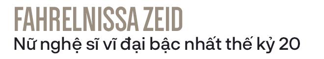 Google 7/1 vinh danh Fahrelnissa Zeid - Nữ nghệ sĩ vĩ đại bậc nhất thế kỷ 20: Bà là ai? - Ảnh 1.