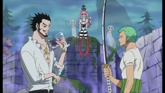 """One Piece: Sự thật về con """"mắt quỷ"""" của Zoro và sức mạnh tạo ra ảo ảnh có thể giết người? - Ảnh 1."""