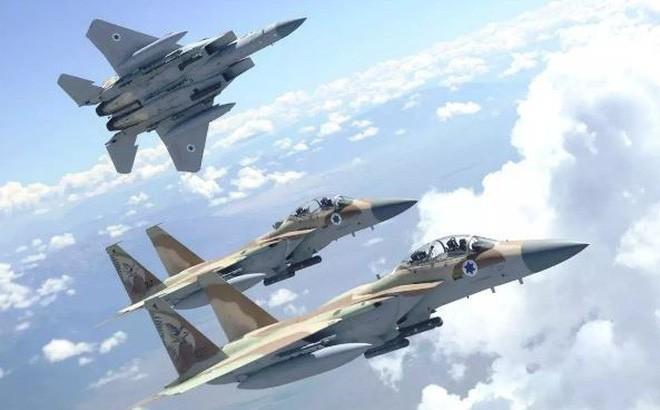 F-15 Israel gặp khẩn nguy, không phải do tên lửa Syria bắn: Mất lực lượng trong nhiều tuần - Ảnh 2.
