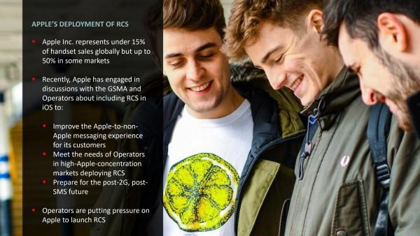 Apple đang lên kế hoạch thay thế chuẩn tin nhắn SMS lỗi thời bằng nền tảng tin nhắn mới - Ảnh 2.