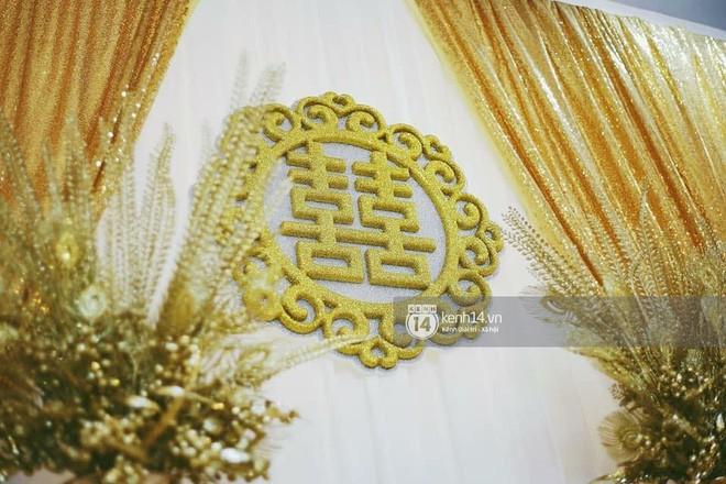 MiA rạng rỡ diện áo dài đỏ, đeo vàng đầy tay trong lễ rước dâu tại quê nhà Vĩnh Long - Ảnh 12.