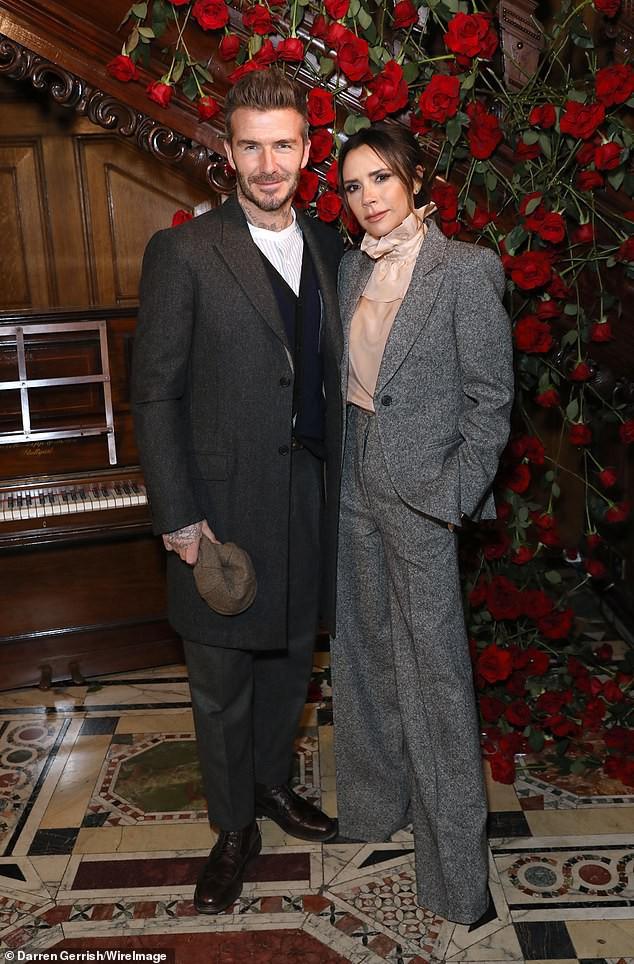 Đây là động thái của vợ chồng Beckham giữa tin đồn bị Angelina Jolie phá hoại hạnh phúc hôn nhân - Ảnh 3.