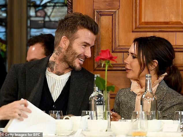 Đây là động thái của vợ chồng Beckham giữa tin đồn bị Angelina Jolie phá hoại hạnh phúc hôn nhân - Ảnh 4.