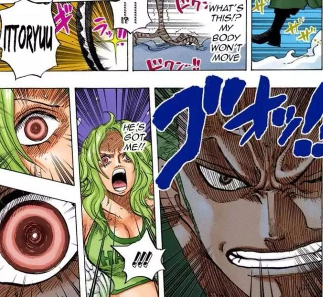"""One Piece: Sự thật về con """"mắt quỷ"""" của Zoro và sức mạnh tạo ra ảo ảnh có thể giết người? - Ảnh 6."""