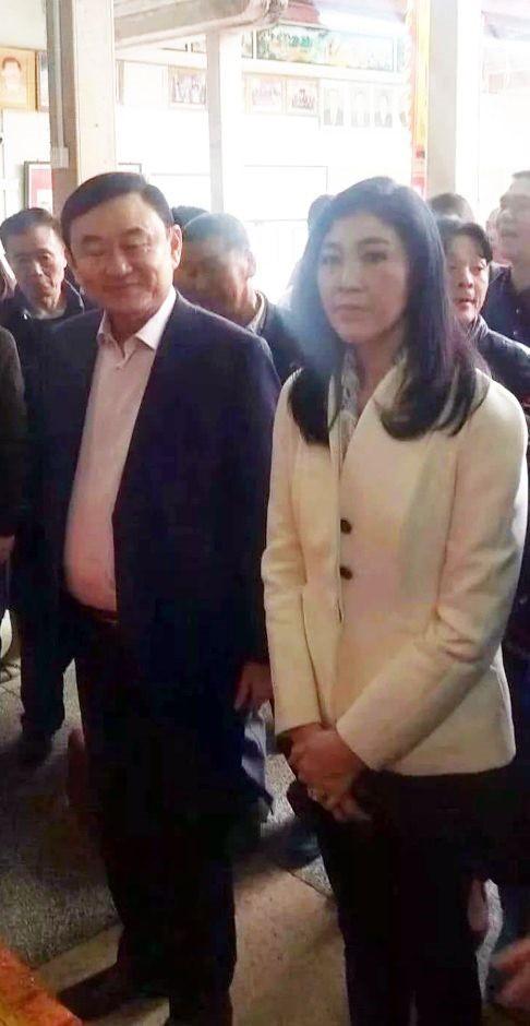 Anh em cựu Thủ tướng Thái Thaksin đến Trung Quốc để tìm nguồn cội - Ảnh 2.