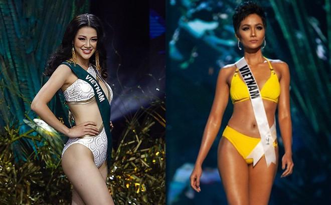 H'Hen Niê, Phương Khánh bất ngờ vượt mặt tân Hoa hậu Thế giới