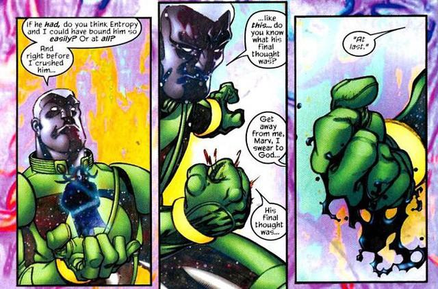 Nếu Avengers: Endgame có sự xuất hiện của 5 siêu anh hùng này, chắc chắn Thanos không bao giờ có cửa vì họ... quá mạnh - Ảnh 2.