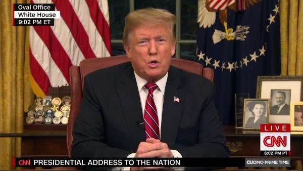 TT Trump: Số người Mỹ chết vì ma túy năm 2019 sẽ nhiều hơn số binh sĩ thiệt mạng trong cuộc chiến ở VN - Ảnh 2.
