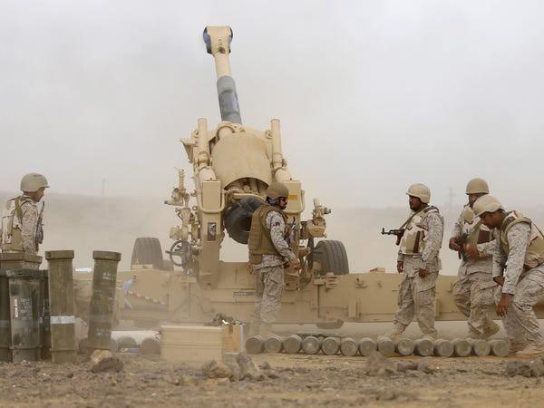 Bí mật khiến đoàn quân Saudi tan vỡ trước Houthi: Điểm yếu chí tử khiến Iran coi thường? - Ảnh 1.