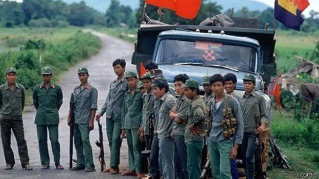 Những ổ phục kích giữa đêm và loại mìn man rợ nhắm vào bộ đội Việt Nam của Khmer Đỏ - Ảnh 4.