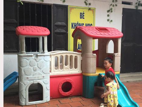 Nữ đại gia chân đất bỏ tiền tỷ xây trường mẫu giáo cho trẻ em nghèo - Ảnh 4.