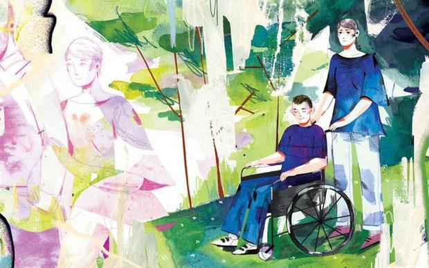 Tâm thư của bà mẹ người Mỹ có con khuyết tật: Cứ để con bạn nhìn con tôi, đó là phép lịch sự. Con trẻ tò mò không có lỗi! - Ảnh 1.