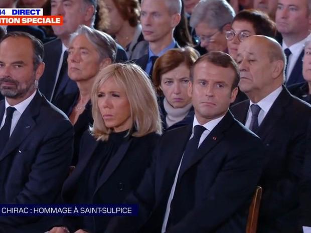 Sau bao nhiêu nỗ lực để hồi xuân, Đệ nhất phu nhân Pháp gây bất ngờ với gương mặt láng mịn trong sự kiện mới nhất - Ảnh 4.