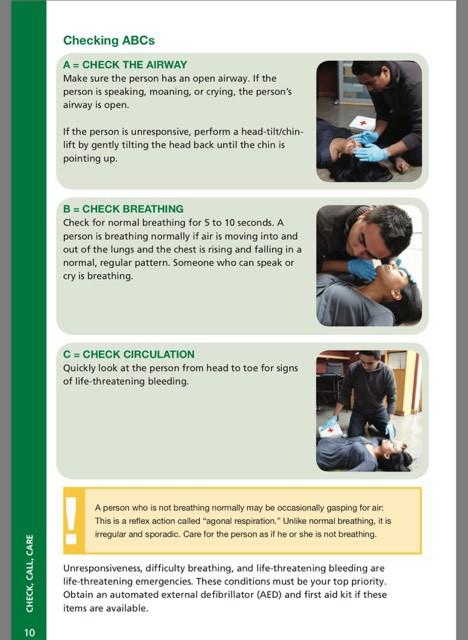 Rất nhiều người có thể được cứu sống nếu nắm vững 12 kiến thức sơ cấp cứu cơ bản - chuẩn quốc tế - Ảnh 5.