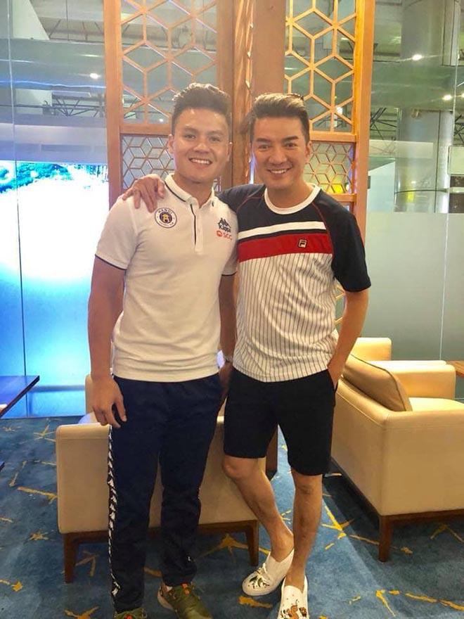Mr Đàm muốn làm điều đặc biệt cho cả nhà Quang Hải sau bàn thắng tuyệt đẹp vào lưới Malaysia - Ảnh 2.