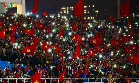 Thời tiết nơi diễn ra trận đấu giữa đội tuyển Việt Nam - Malaysia - Ảnh 1.