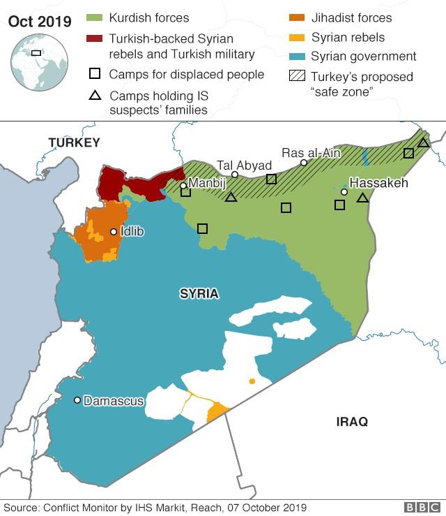 Bị không kích, Syria thề sẽ khiến Thổ Nhĩ Kỳ phải 'trả giá đắt' - Ảnh 3.