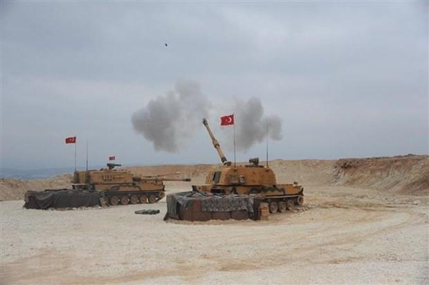 CẬP NHẬT: Đại quân Thổ đánh lớn chưa từng có ở Syria - Dân náo loạn di tản, cộng đồng TG lên tiếng khẩn cấp - Ảnh 3.