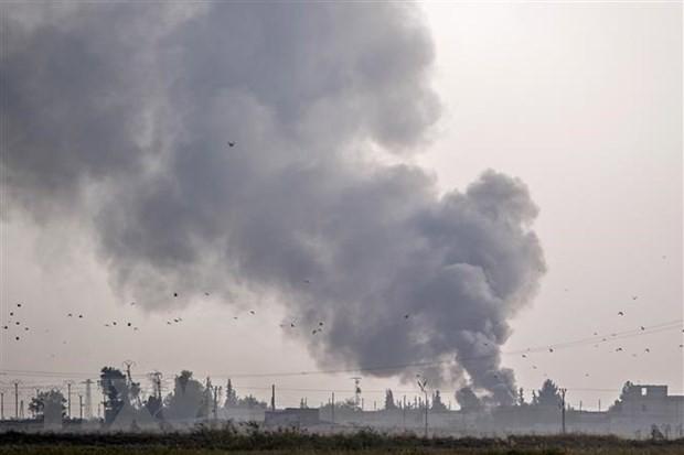 CẬP NHẬT: Máy bay UAV Thổ Nhĩ Kỳ bị bắn rơi - Chiến sự đẫm máu chưa từng có, SDF phản đòn quyết liệt - Ảnh 14.