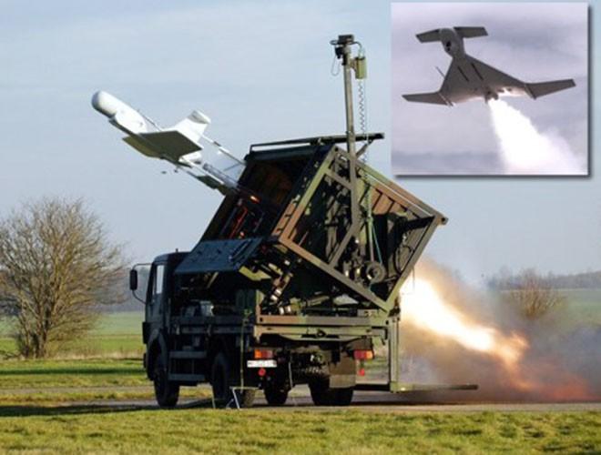 Máy bay không người lái cảm tử - loại vũ khí ngày càng đáng sợ - ảnh 11