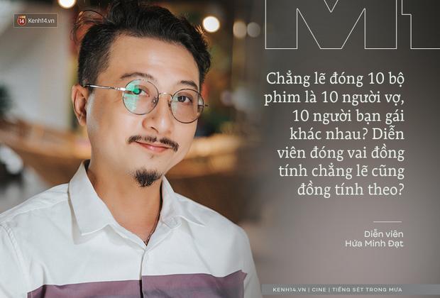 Hứa Minh Đạt ngỡ cầm nhầm kịch bản khi đóng Lũ Tiếng Sét Trong Mưa, kể chuyện Cao Thái Hà sáng tạo cực mạnh cho cảnh cưỡng hiếp - ảnh 11
