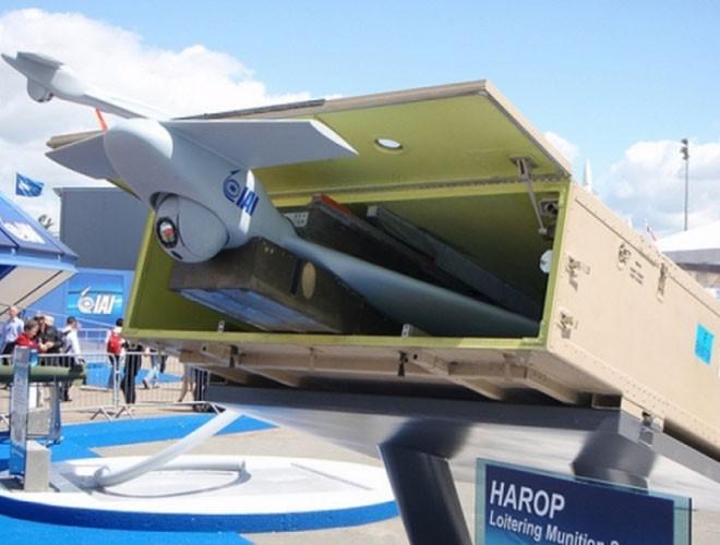 Máy bay không người lái cảm tử - loại vũ khí ngày càng đáng sợ - ảnh 12