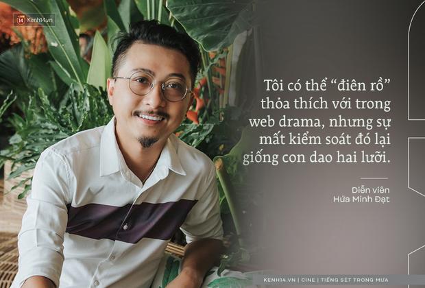 Hứa Minh Đạt ngỡ cầm nhầm kịch bản khi đóng Lũ Tiếng Sét Trong Mưa, kể chuyện Cao Thái Hà sáng tạo cực mạnh cho cảnh cưỡng hiếp - ảnh 12